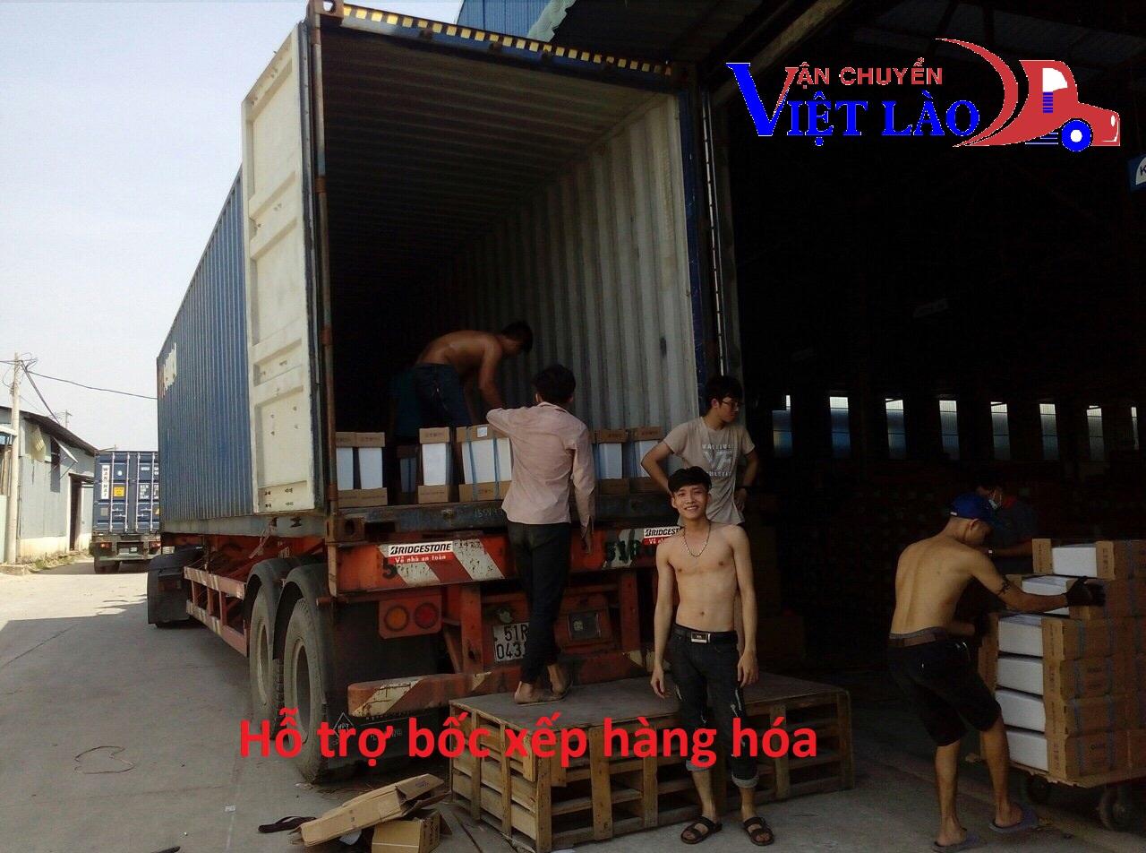 Vận chuyển hàng hóa đi Viêng Chăn