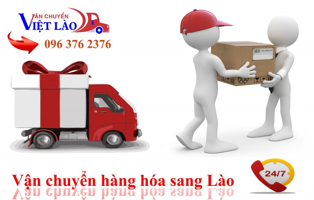 Vận chuyển h àng hóa đi Lào
