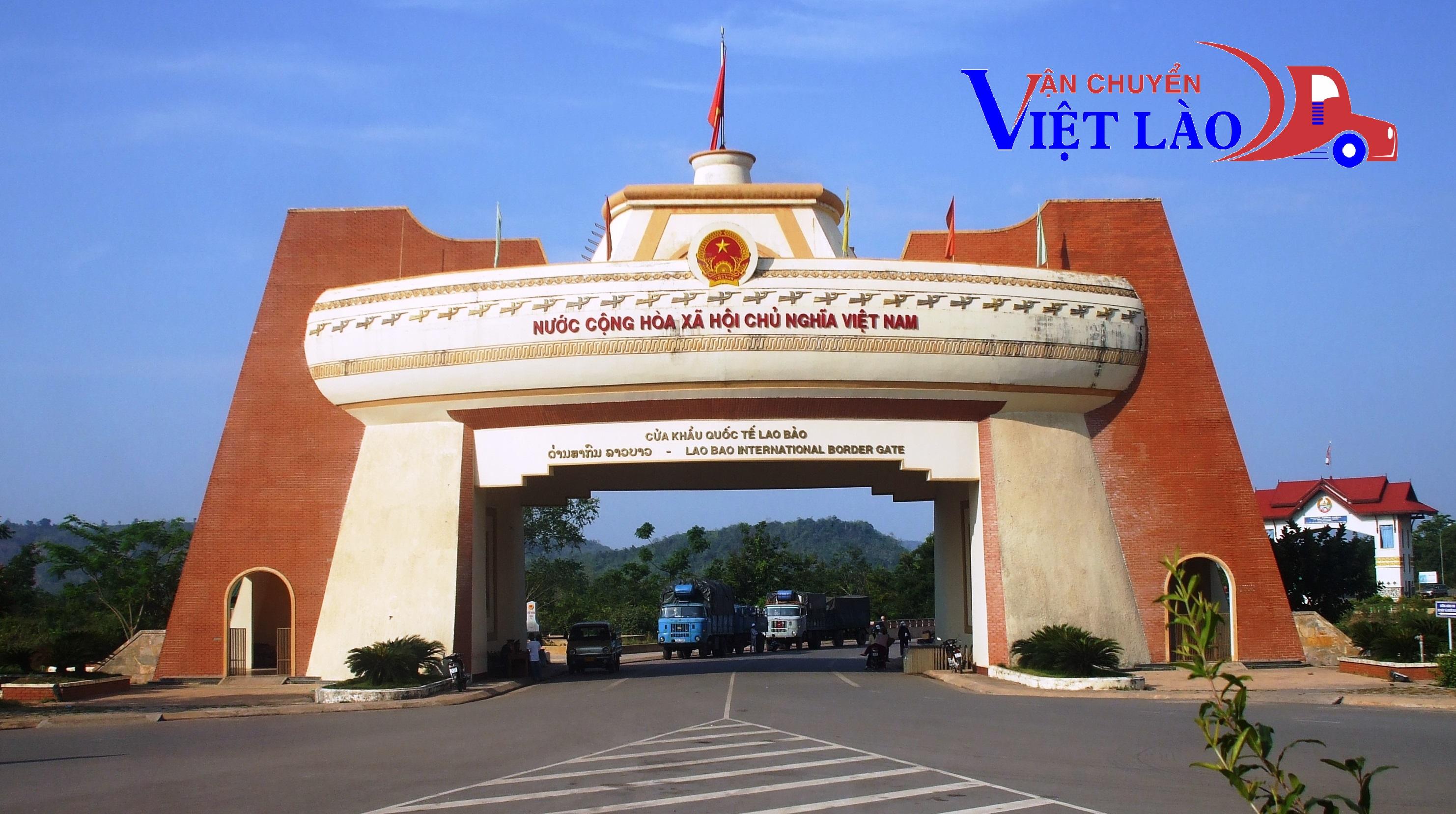 Cửa khẩu Lao Bảo đi Savannakhet