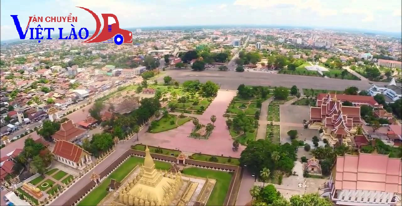 Thủ đô Viêng Chăn - Lào