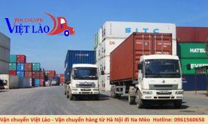 Vận chuyển hàng từ Hà Nội đi Lào