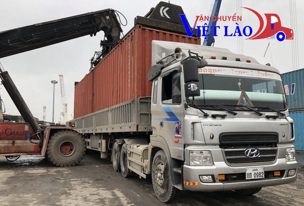 Vận chuyển hàng từ Hà Nội đi Xiêng Khoảng