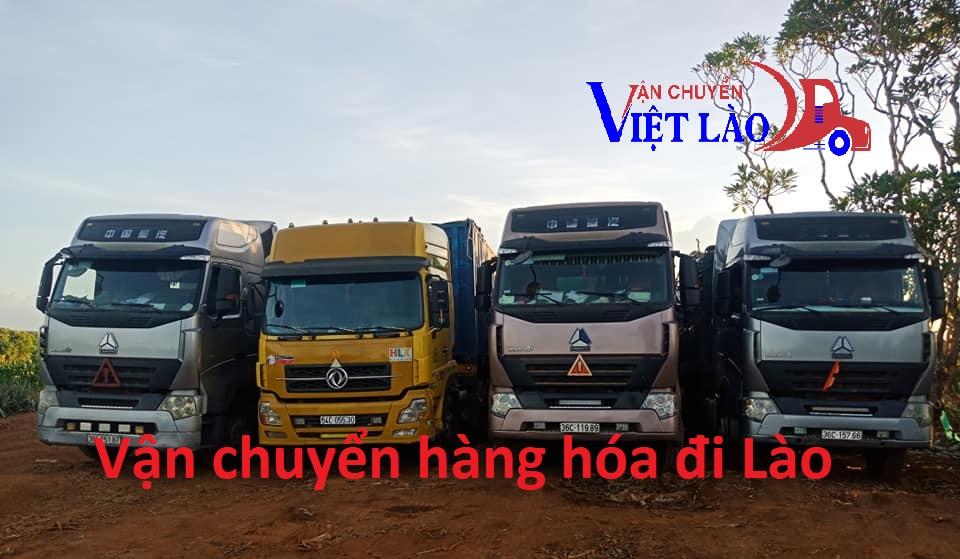 Dịch vụ gửi hàng đi Viêng Chăn Lào