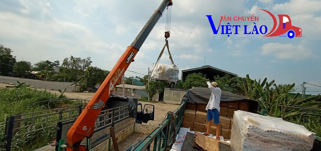 Vận chuyển hàng hóa từ Hà Nội đi Lào