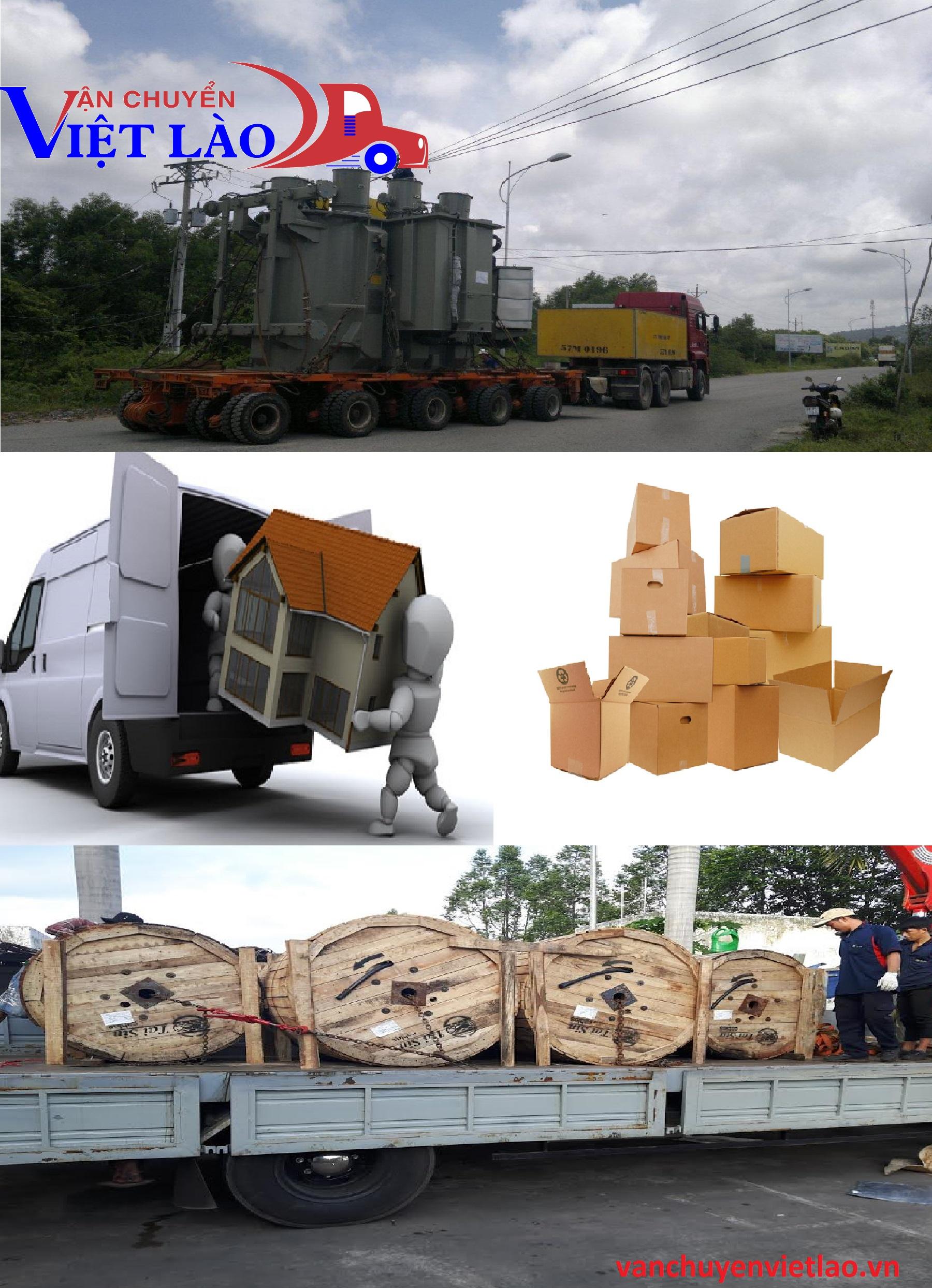 Vận chuyển hàng quá cảnh từ Đà Nẵng đi Attapeu