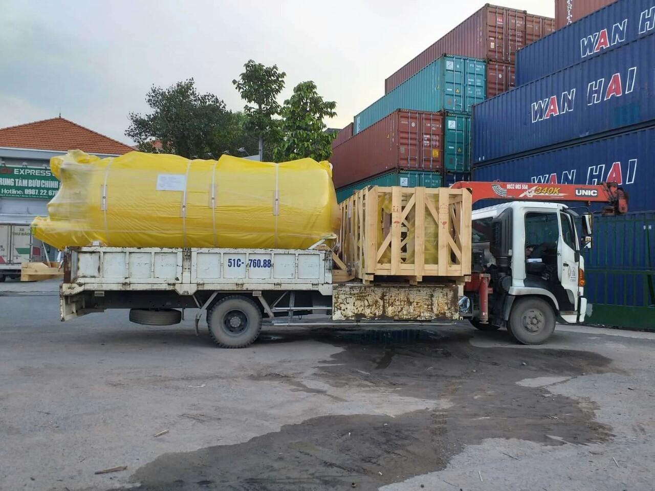 Vận chuyển hàng quá cảnh từ Đà Nẵng đi Savannakhet