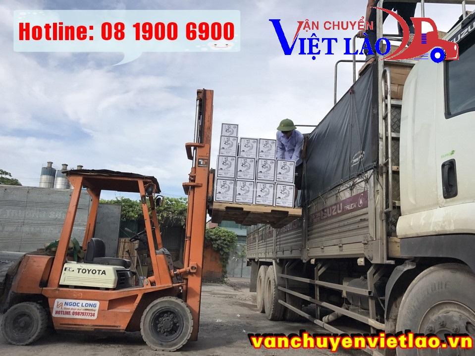 Vận chuyển hàng Bắc Ninh - Huaphanh