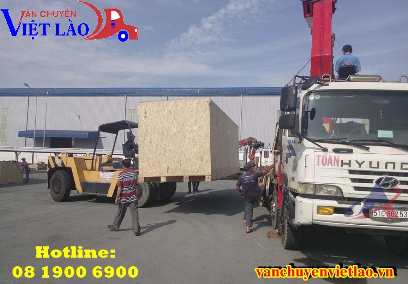 Vận chuyển hàng Việt Trì - Huaphanh