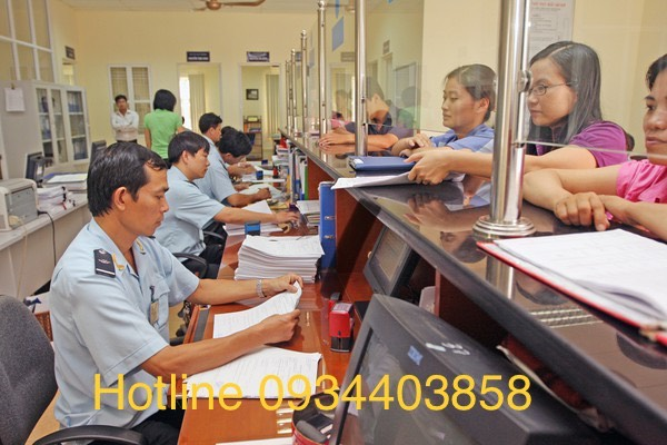 Thủ tục xuất khẩu hàng đi Lào