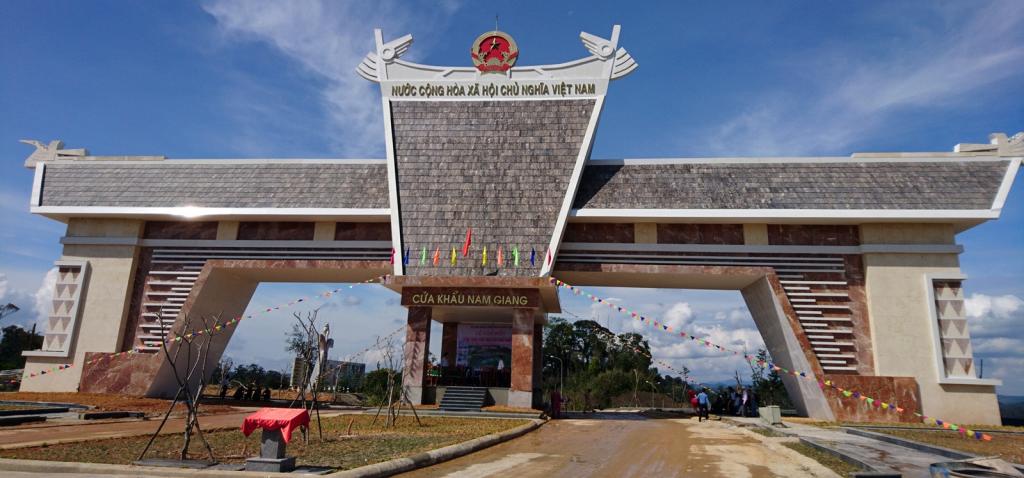 Cửa khẩu Nam Giang
