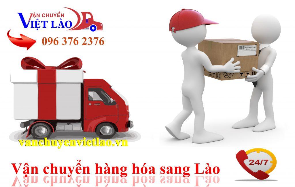 Vận chuyển hàng hóa sang Lào