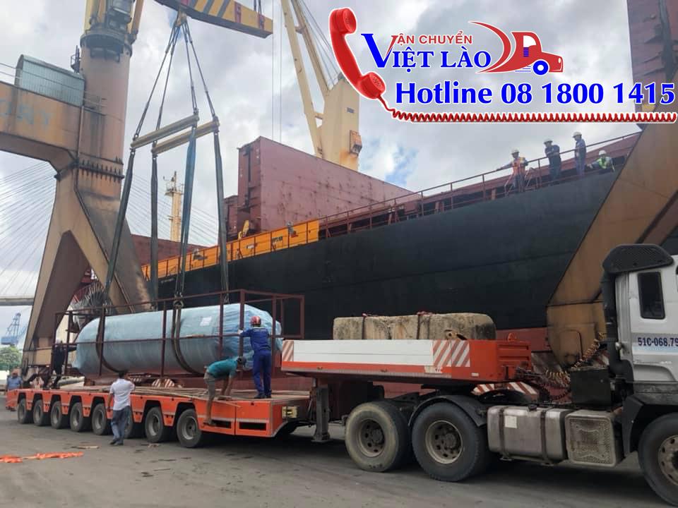 Vận chuyển hàng hóa Hà Nội - Vientiane