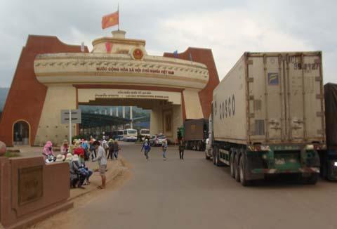 Cửa khẩu Lao Bảo