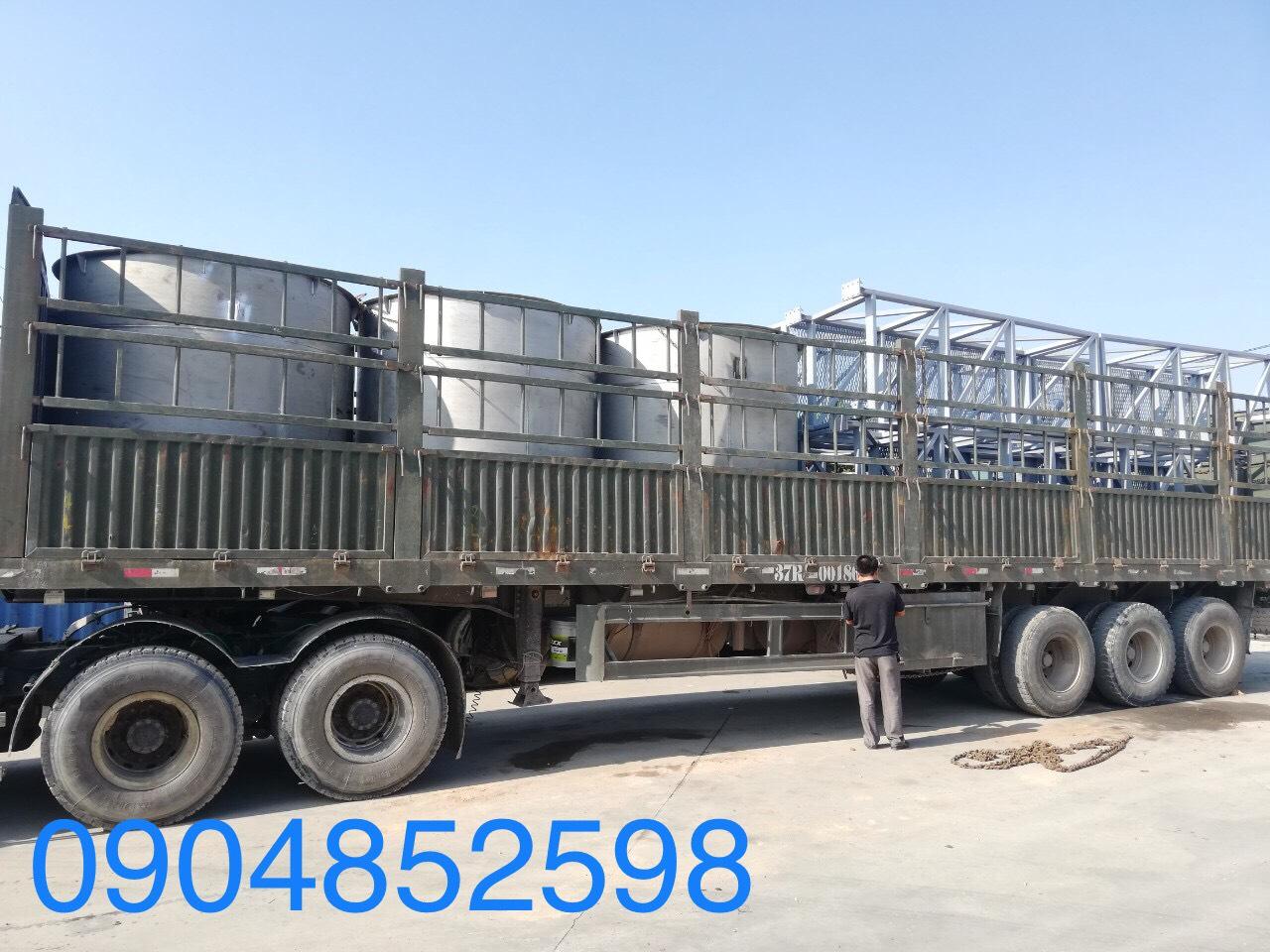 Vận tải hàng từ Việt Nam đi Lào
