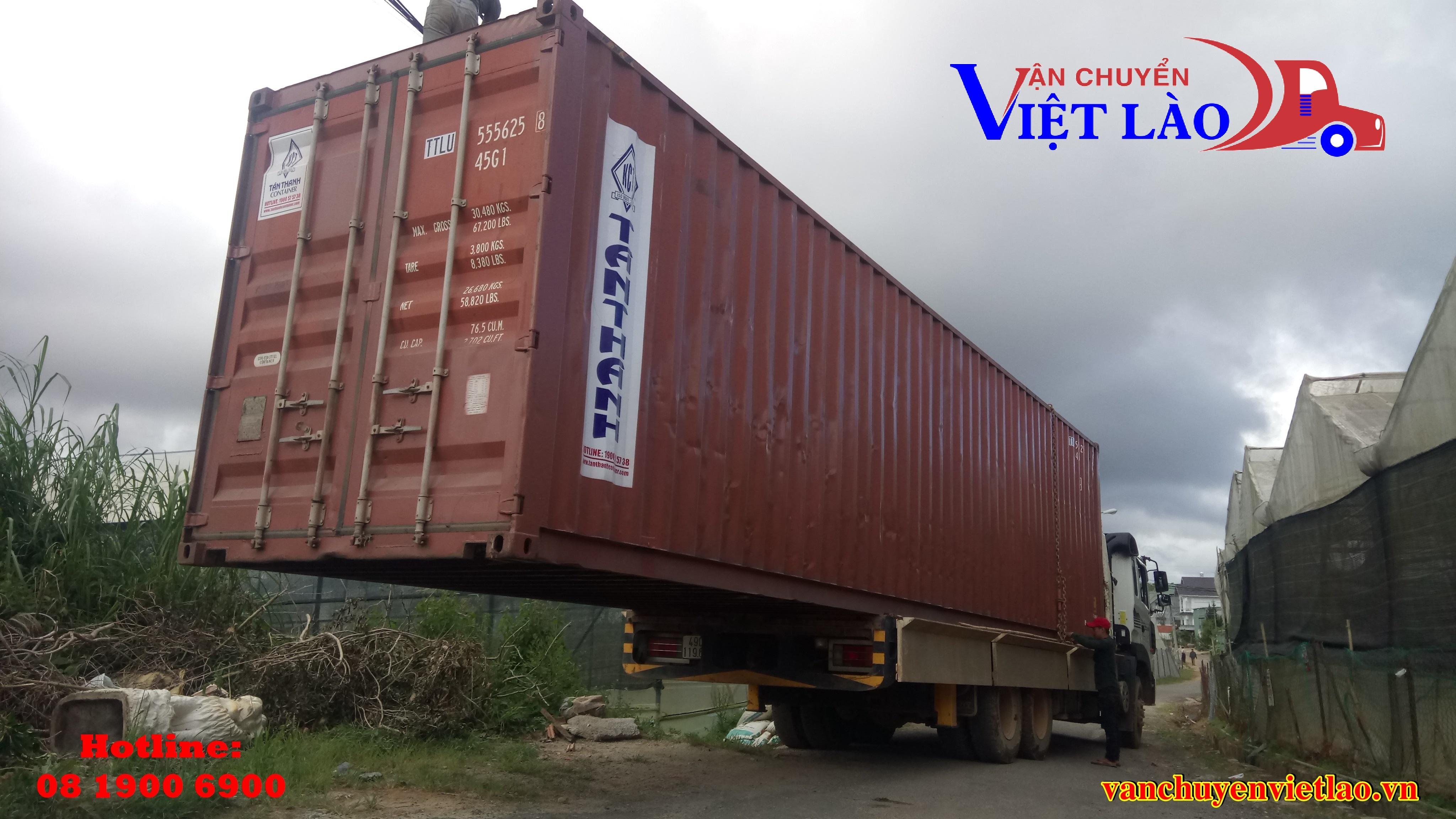Vận chuyển hàng Bắc Ninh - Xiêng Khoảng