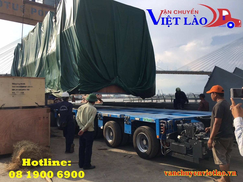 Vận chuyển hàng Bắc Giang - Xiêng Khoảng