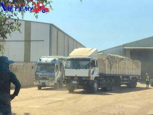 Chành xe chuyển hàng Việt Lào