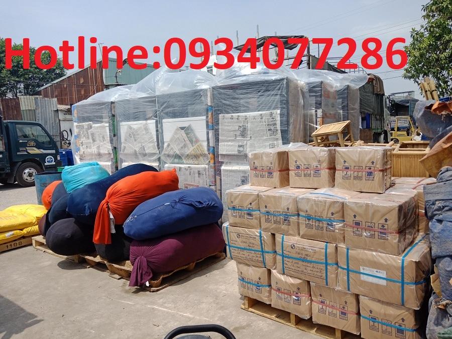 van chuyen hang tu Bac Ninh di Vieng Chan