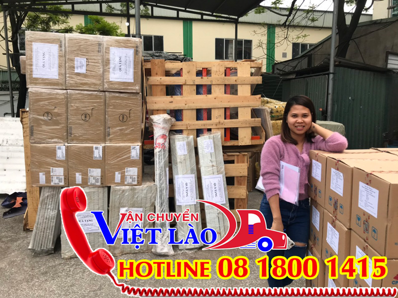 Cách gửi hàng hóa đi Lào nhanh nhất