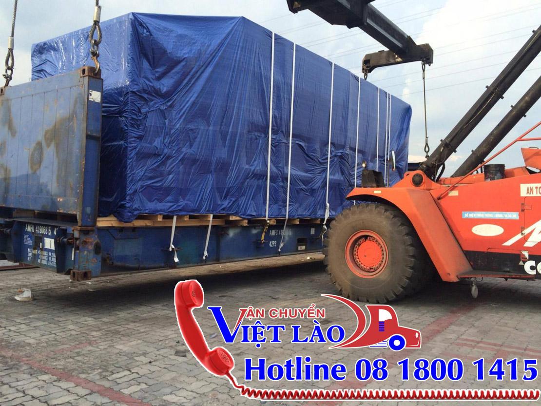 Công ty vận chuyển hàng đi Lào