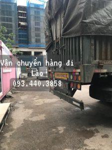 chuyển hàng dự án đi Lào giá rẻ