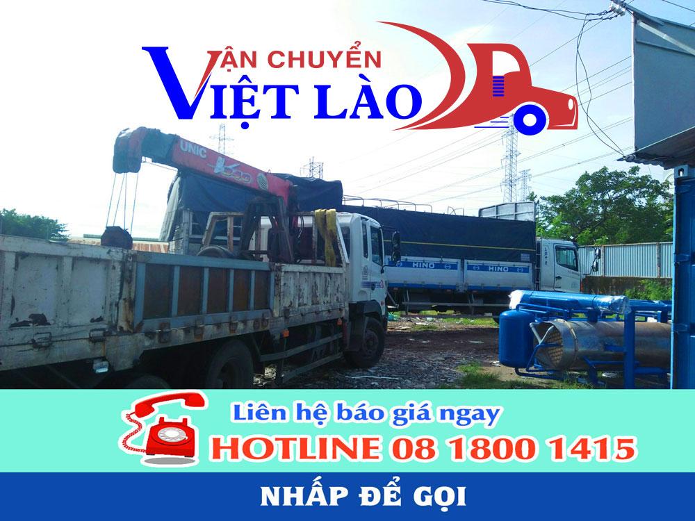 Chành xe đi Lào