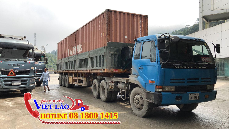 Chành xe Lào chành xe Phước An