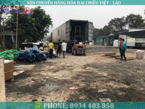 Công ty chuyên vận chuyển hàng đi Lào