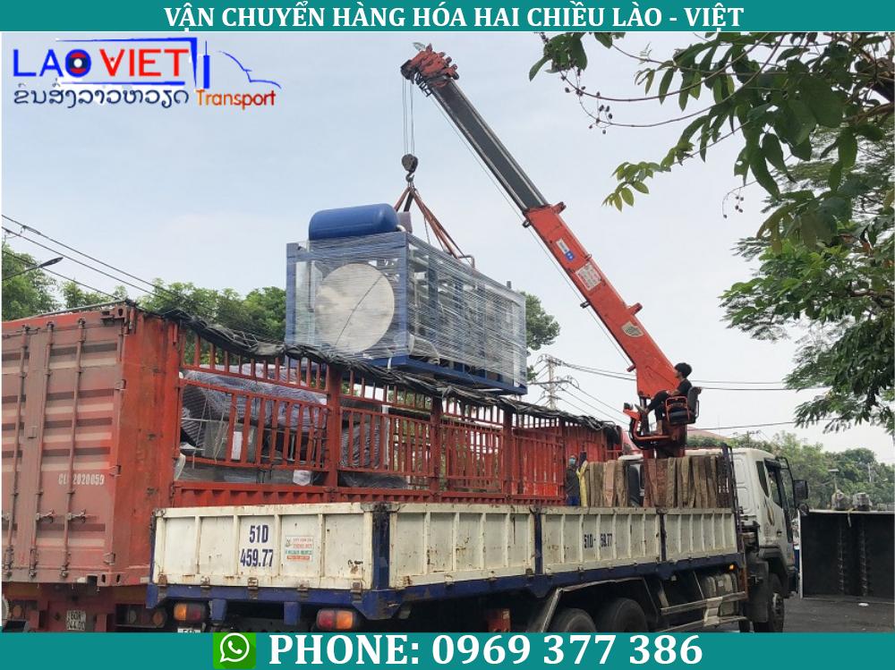 Dịch vụ vận chuyển hàng đi Lào giá tốt nhất thị trường