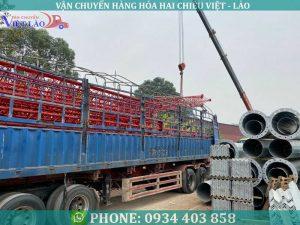 Vận chuyển door to door Việt Nam - Lào