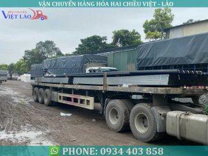 Vận chuyển hàng hóa Việt Nam đi Lào bao thuế