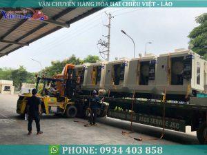 Vận chuyển hàng quá cảnh Hải Phòng đi Lào