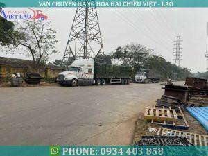 Dịch vụ khai báo hải quan cửa khẩu Việt Lào