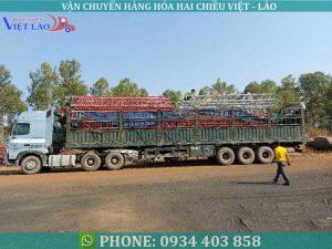 Lưu ý khi vận chuyển hàng đi Lào
