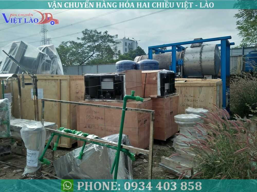 Vận tải Việt Lào
