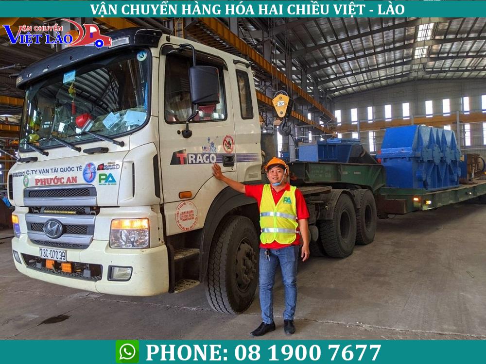 gửi hàng từ Hà Nội về Lào