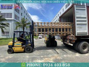 Dịch vụ vận chuyển hàng từ Hà Nội về Viêng Chăn