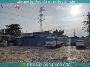 Phương thức vận chuyển hàng đi Lào
