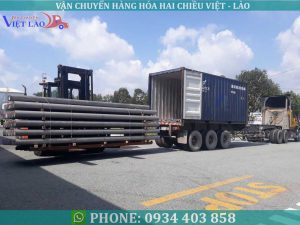 Vận tải hàng hóa đi Vientiane