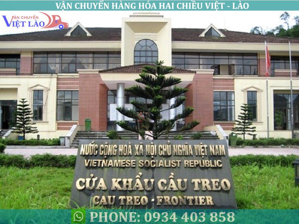 dịch vụ vận tải hàng đi Lào