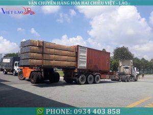 Vận chuyển hàng đi Lào uy tín giá rẻ