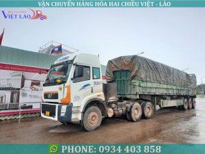 Vận chuyển phụ tùng ô tô đi Lào