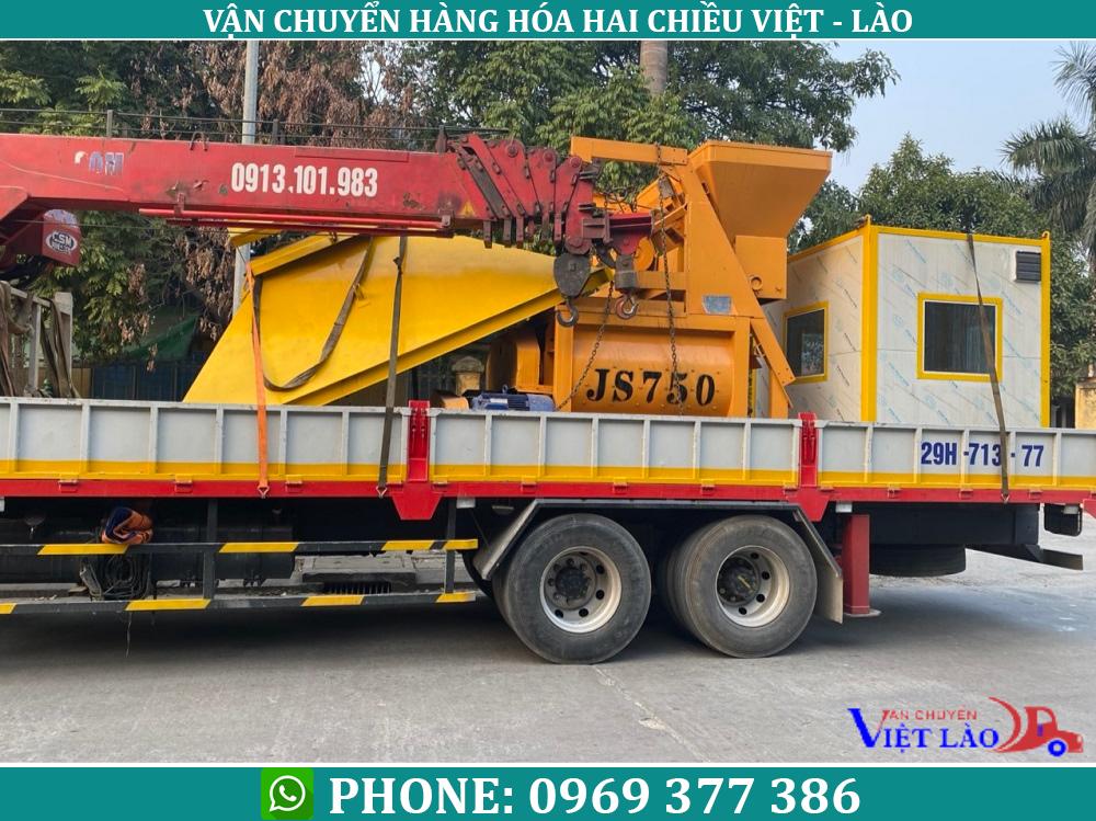 Giá Vận Chuyển Hàng Từ Việt Nam Đi Lao
