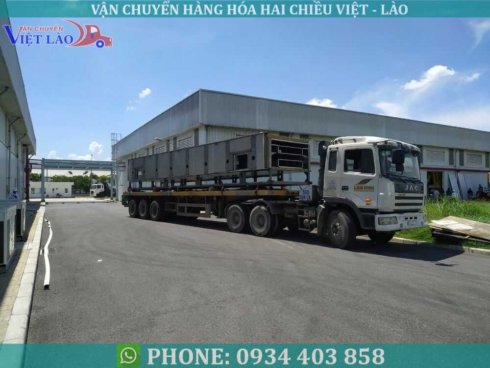 chuyển hàng hóa đi Lào giá rẻ