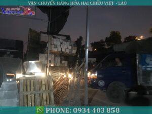 vận chuyển hàng Việt Lào