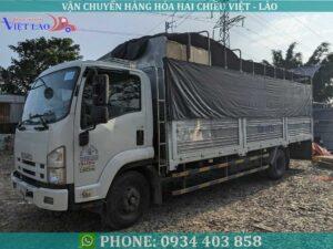 vận tải hàng Việt Lào